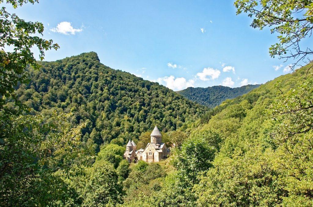 מקומות בארמניה