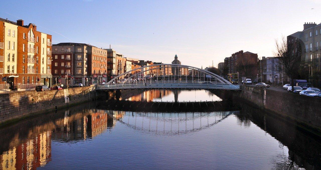 דבלין בירת אירלנד