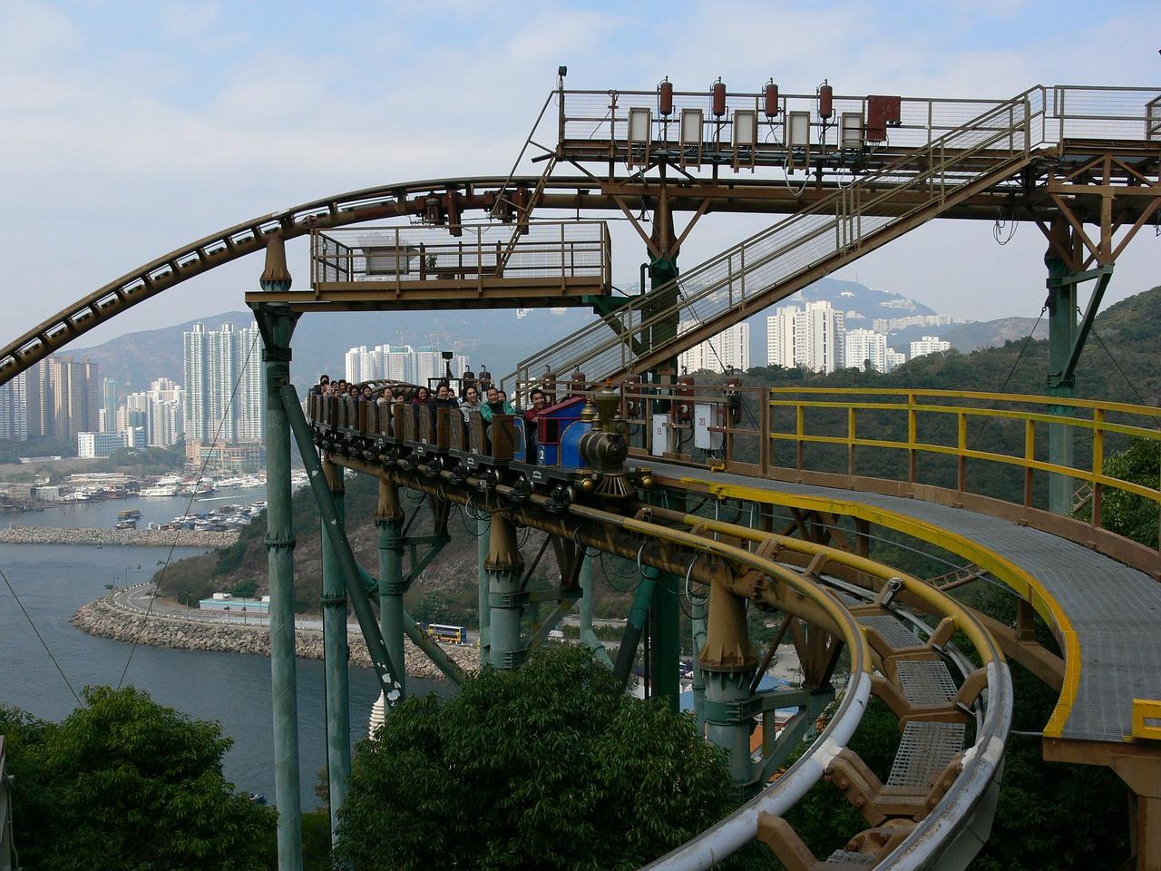 פארק דיסנילנד הונג קונג