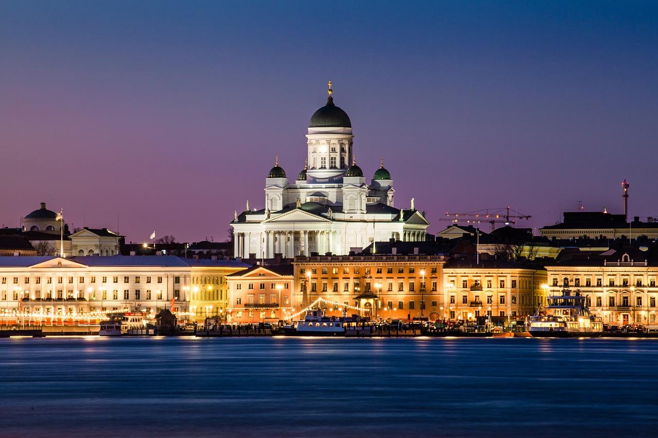 בירת פינלנד -הלסנקי