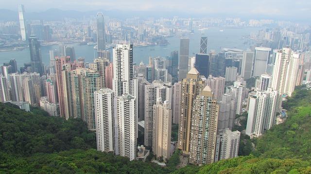 פארק לאומי בהונג קונג