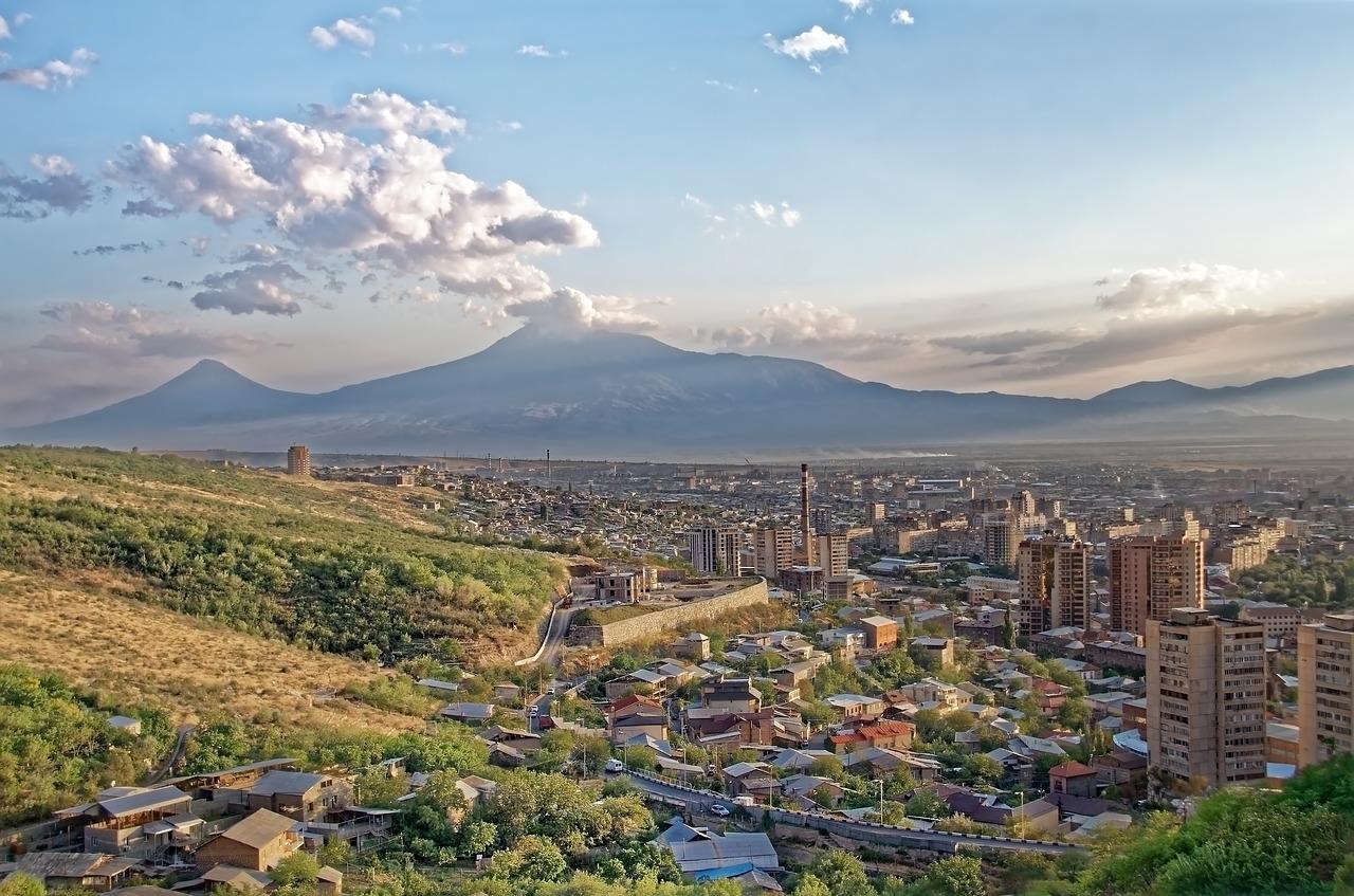 ירואן בירת ארמניה