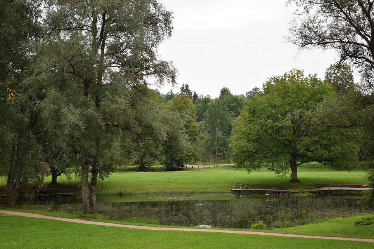 פארק סיגולדה בלטביה