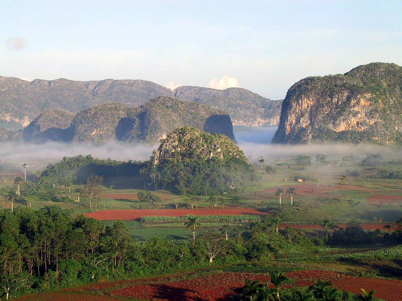 פארק לאומי בקובה