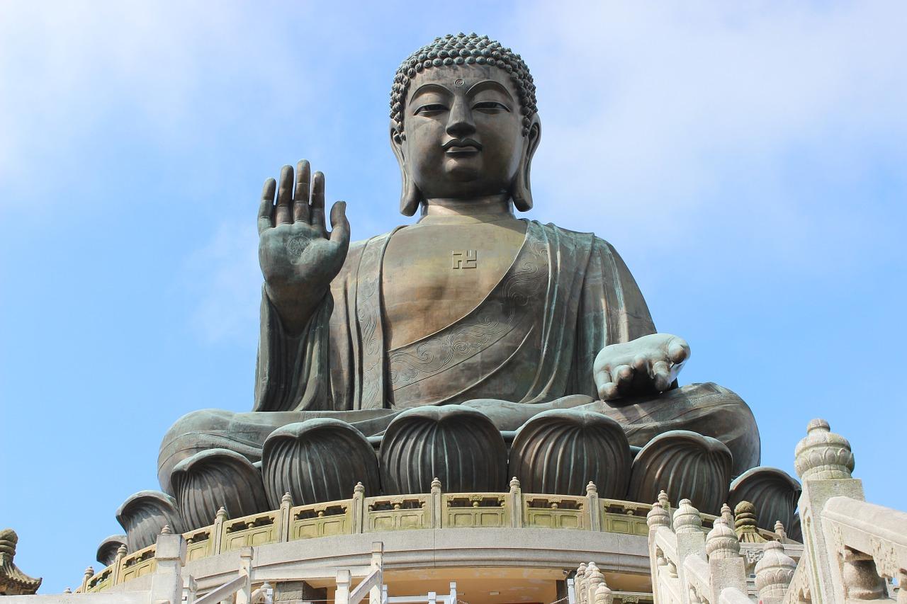 בודהה בהונג קונג