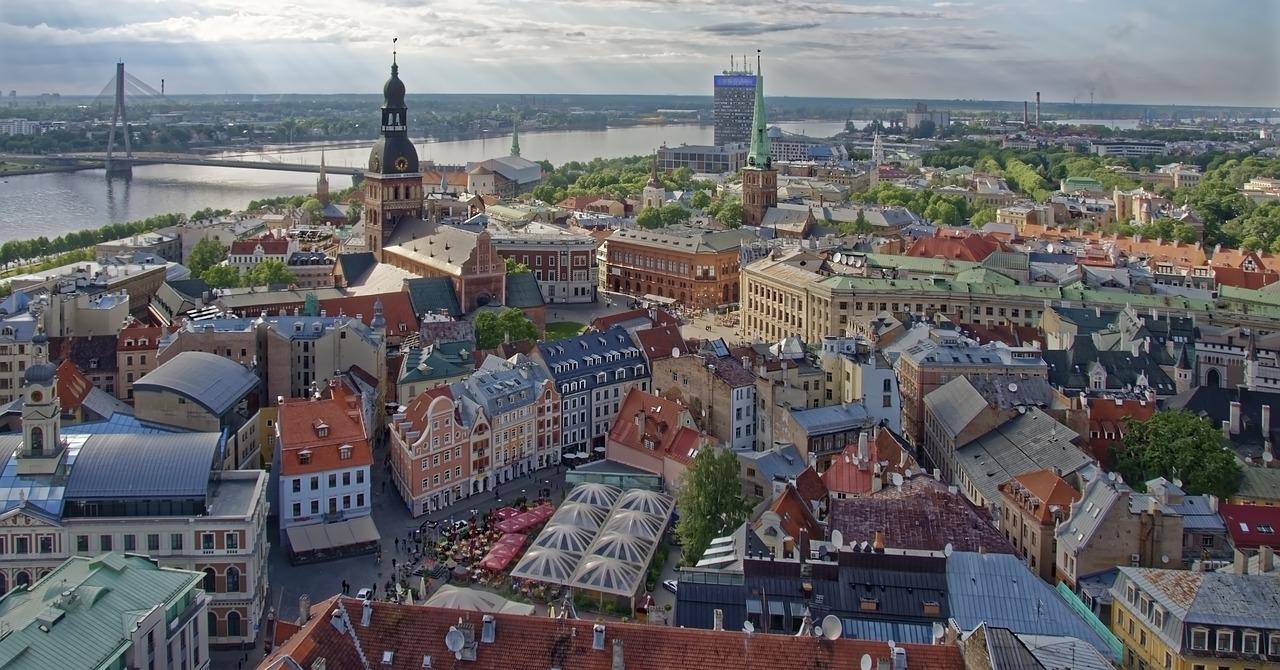 ריגה בלטביה