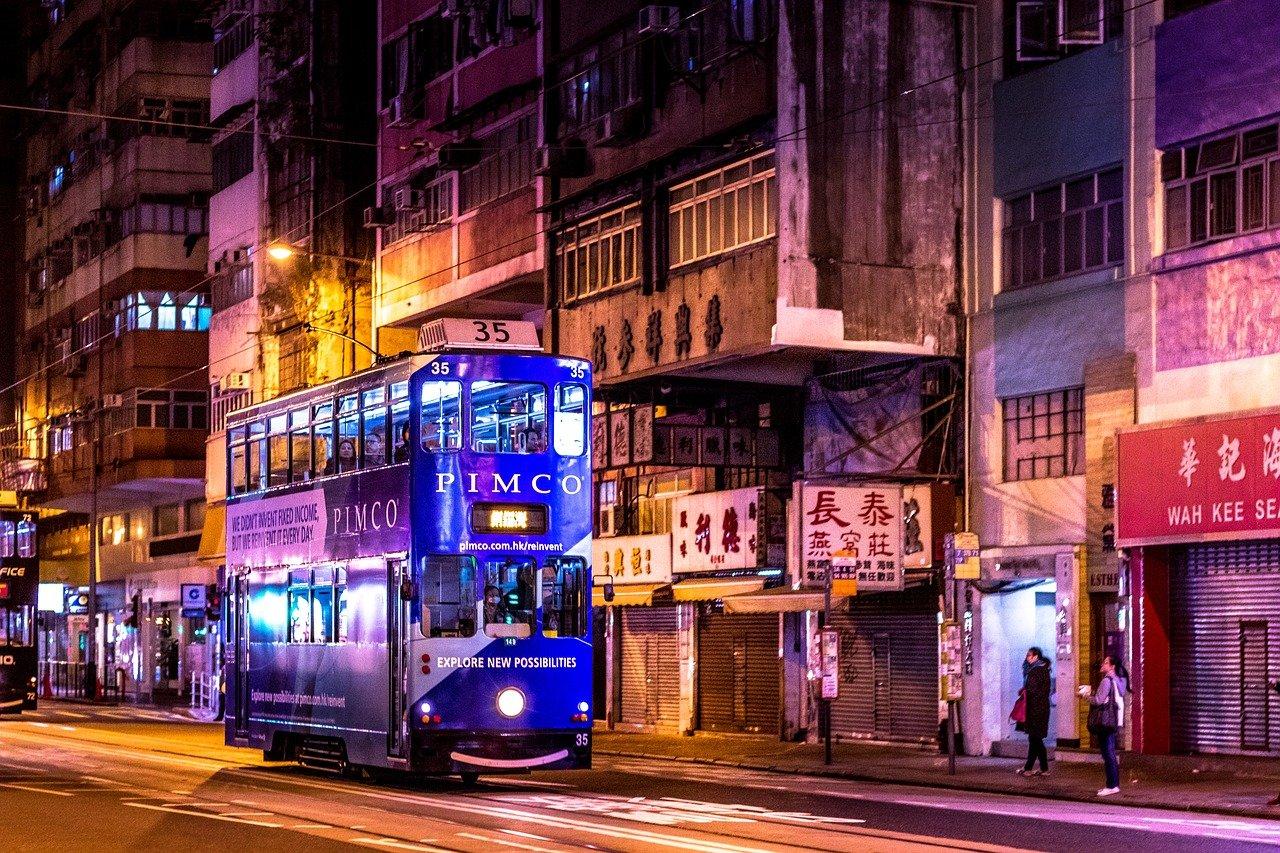תחבורה בהונג קונג