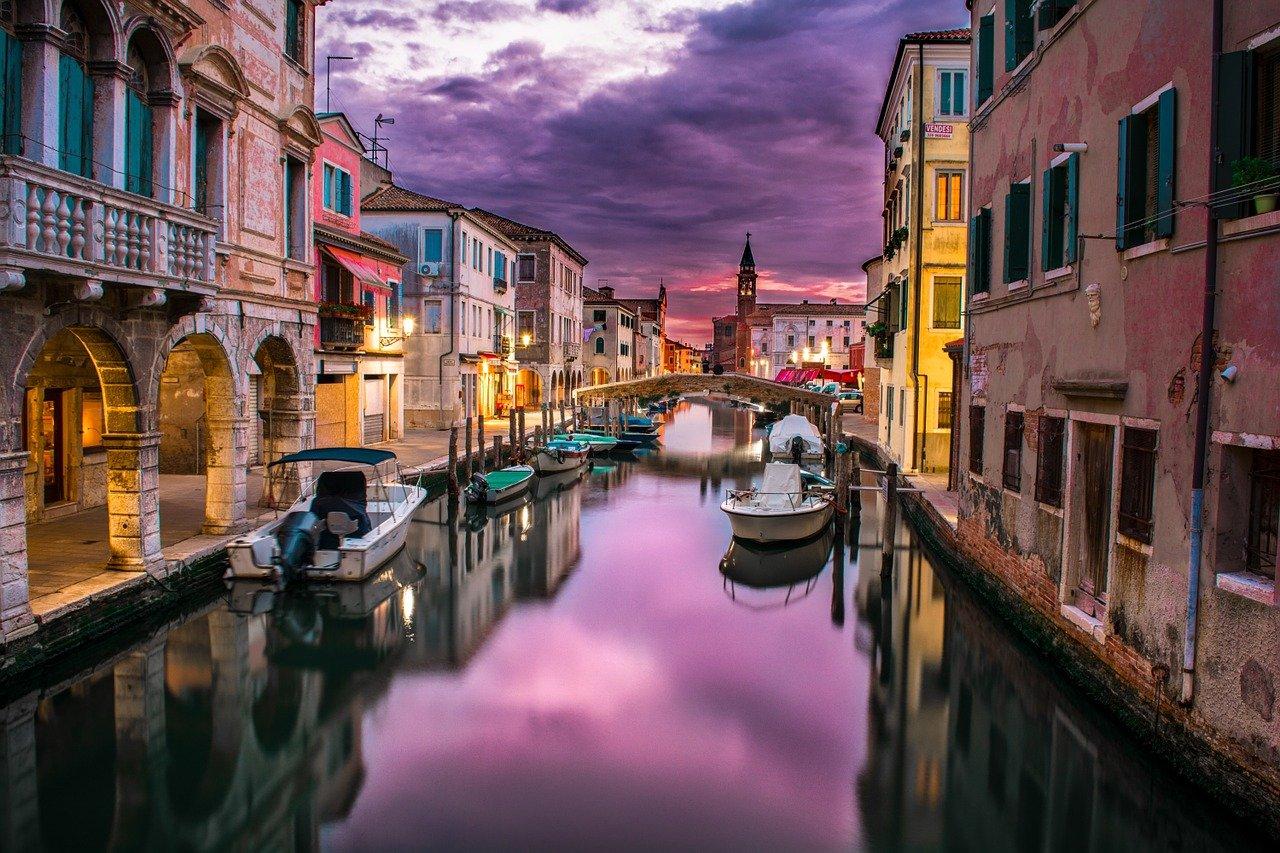 ונציה באיטליה
