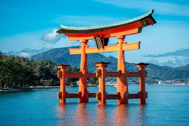 מקדש נארה ביפן