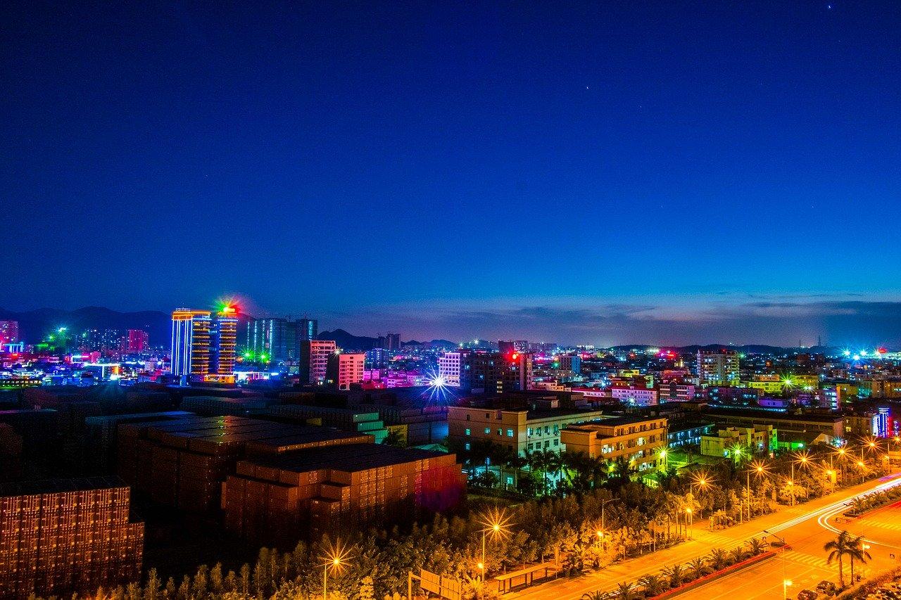 שנג'ן בסין