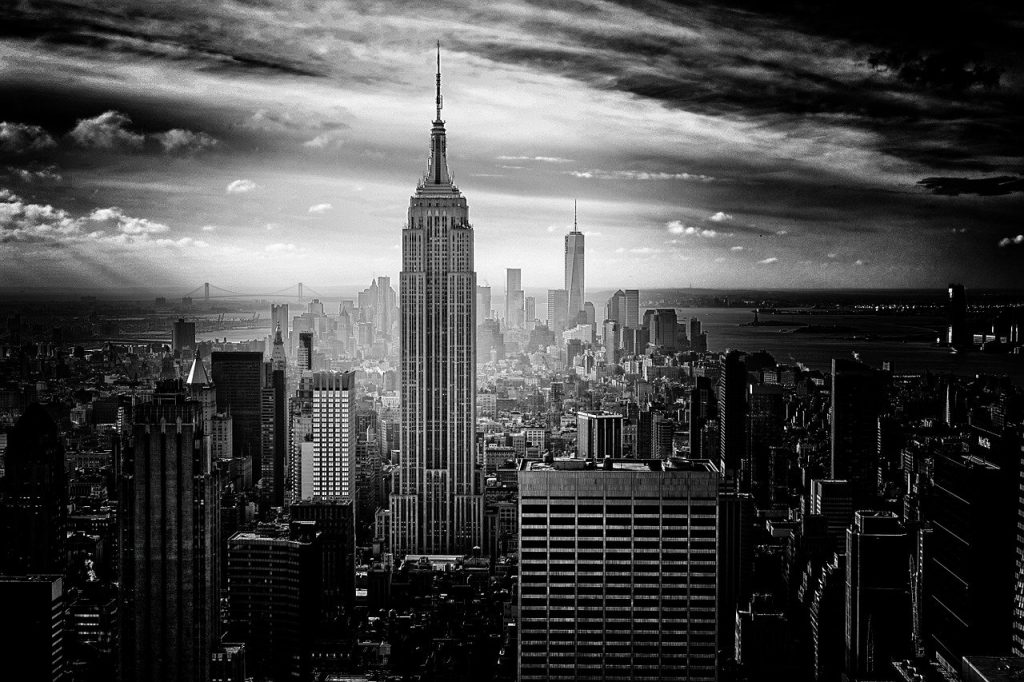 מלונות במנהטן ניו יורק